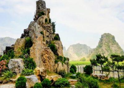 tam coc amanda villa ninh binh hang mua cave